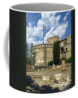 Trieste Near San Giusto Coffee Mug