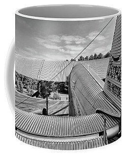 Trimotor Tail View - 2017 Christopher Buff, Www.aviationbuff.com Coffee Mug