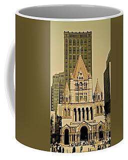 Trinity Church Coffee Mug by Corinne Rhode