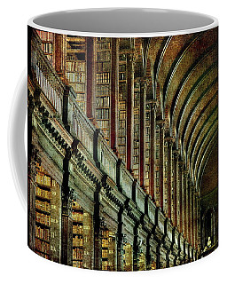 Trinity College Library Coffee Mug