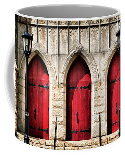 Trinity Lutheran Entrance Coffee Mug