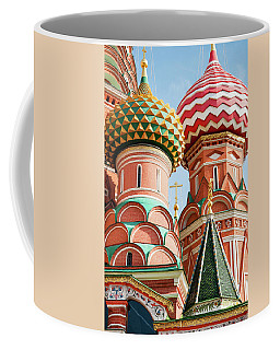 Trinity On The Moat Coffee Mug