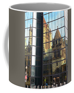 Trinity Reflection Coffee Mug