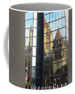 Trinity Reflection Coffee Mug by Corinne Rhode