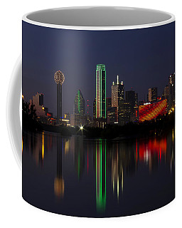 Trinity River Dallas Coffee Mug