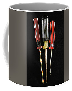 Trio Of Screwdrivers Coffee Mug