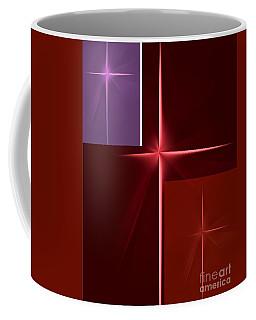 Trilogy Coffee Mug by John Krakora