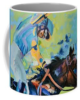Triple Crown Champion American Pharoah Coffee Mug