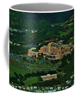 Tripler Army Medical Center Honolulu Coffee Mug by Craig Wood