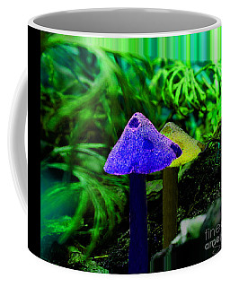 Trippy Shroom Coffee Mug