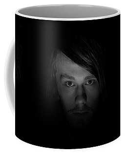 Coffee Mug featuring the photograph Triptych by Ian Thompson