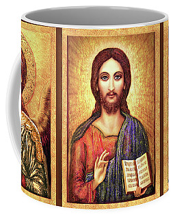 Triptych Icons Coffee Mug