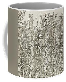 Triumph Of Caesar Coffee Mug