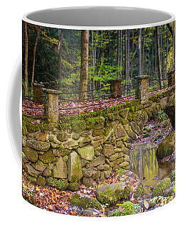 Troll Bridge At Elkmont Coffee Mug
