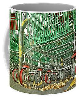 Trolley Convoy Coffee Mug