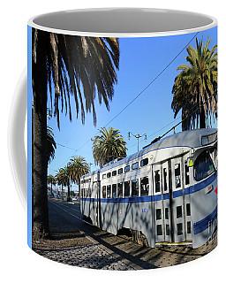Trolley Number 1070 Coffee Mug