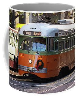 Trolley Number 1080 Coffee Mug