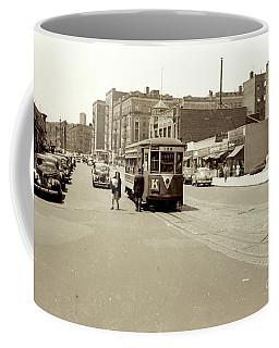 Trolley Time Coffee Mug
