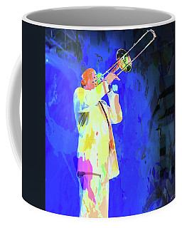 Trombone Player,1 Coffee Mug