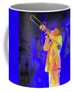 Trombone Player,3 Coffee Mug