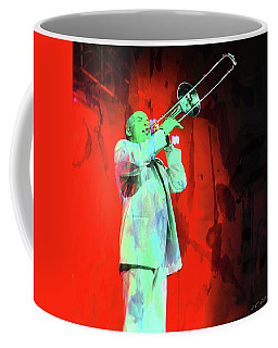 Trombone Player,4 Coffee Mug