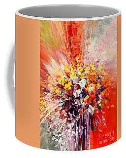 Tropic Intensity Coffee Mug by Tatiana Iliina