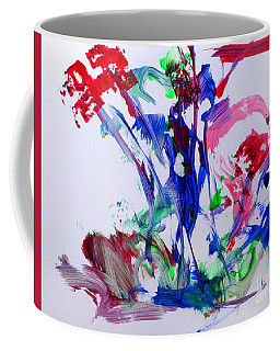 Tropical #7 Coffee Mug by Fred Wilson