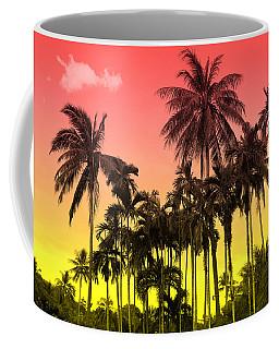 Tropical 9 Coffee Mug