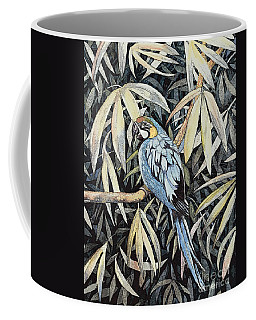 Coffee Mug featuring the painting Tropical Adventure by Martha Ayotte