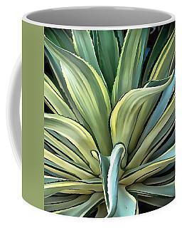 Tropical Agave Coffee Mug