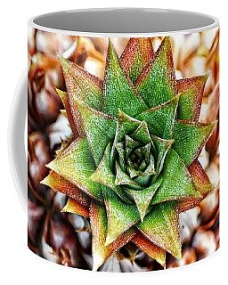 Tropical Art - Pineapple Punch - Sharon Cummings Coffee Mug
