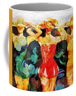 Tropical Beauties Coffee Mug
