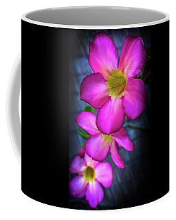 Tropical Bliss Coffee Mug by Karen Wiles