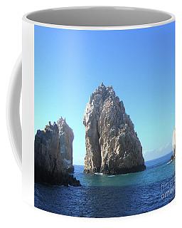 Tropical Blues Coffee Mug