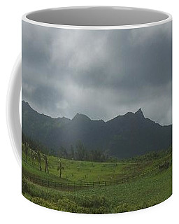 Tropical Countryside Coffee Mug
