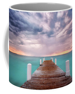 Tropical Drama Coffee Mug
