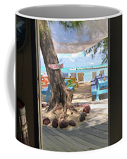 Tropical Entrance Coffee Mug