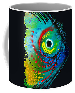 Tropical Fish - Art By Sharon Cummings Coffee Mug