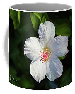 Tropical Flower 2 Coffee Mug