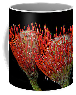 Tropical Flower Coffee Mug
