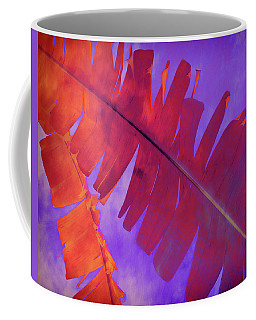 Coffee Mug featuring the photograph Tropical Heat by Ann Powell