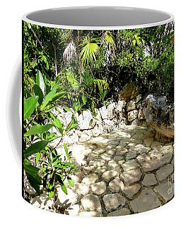 Tropical Hiding Spot Coffee Mug