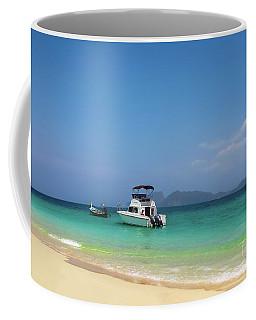 Tropical Holiday Coffee Mug