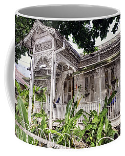 Tropical House Coffee Mug