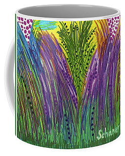 Tropical Jungle Coffee Mug