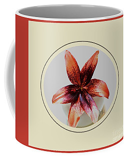 Tropical Lily Coffee Mug