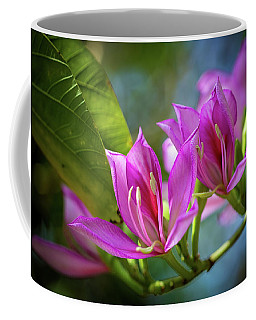 Tropical Line Dance Coffee Mug