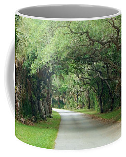 Tropical Magic Forest Coffee Mug