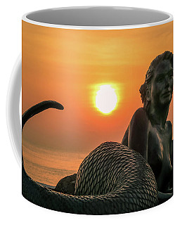 Tropical Mermaid Coffee Mug
