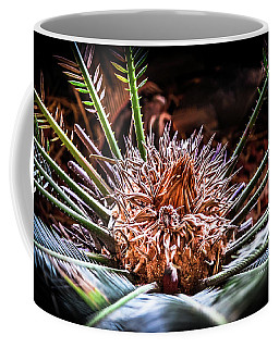 Coffee Mug featuring the photograph Tropical Moments by Karen Wiles
